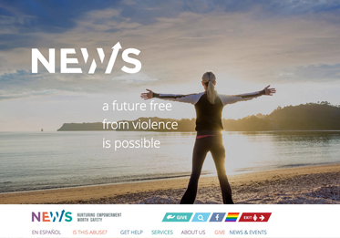 NEWS Logo and Branding Design