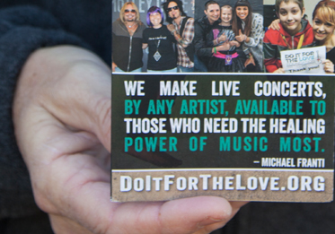 Do It For The Love Foundation Brochure