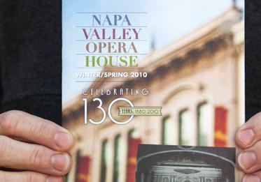 Napa Valley Opera House Brochure