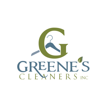 Greene's Cleaners Logo/Branding Redesign