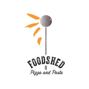 Foodshed Pizza & Pasta Logo/Branding Design