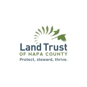 LandTrust of Napa County - Logo Rebrand Design
