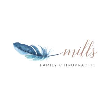 Mills Family Chiropractic - Logo Design