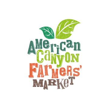 American Canyon Famers' Market Logo Design