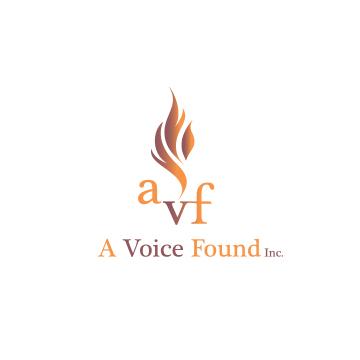 A Voice Found Logo Design
