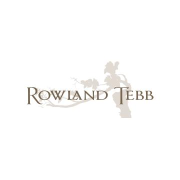 Rowland Tebb Wines Logo Design