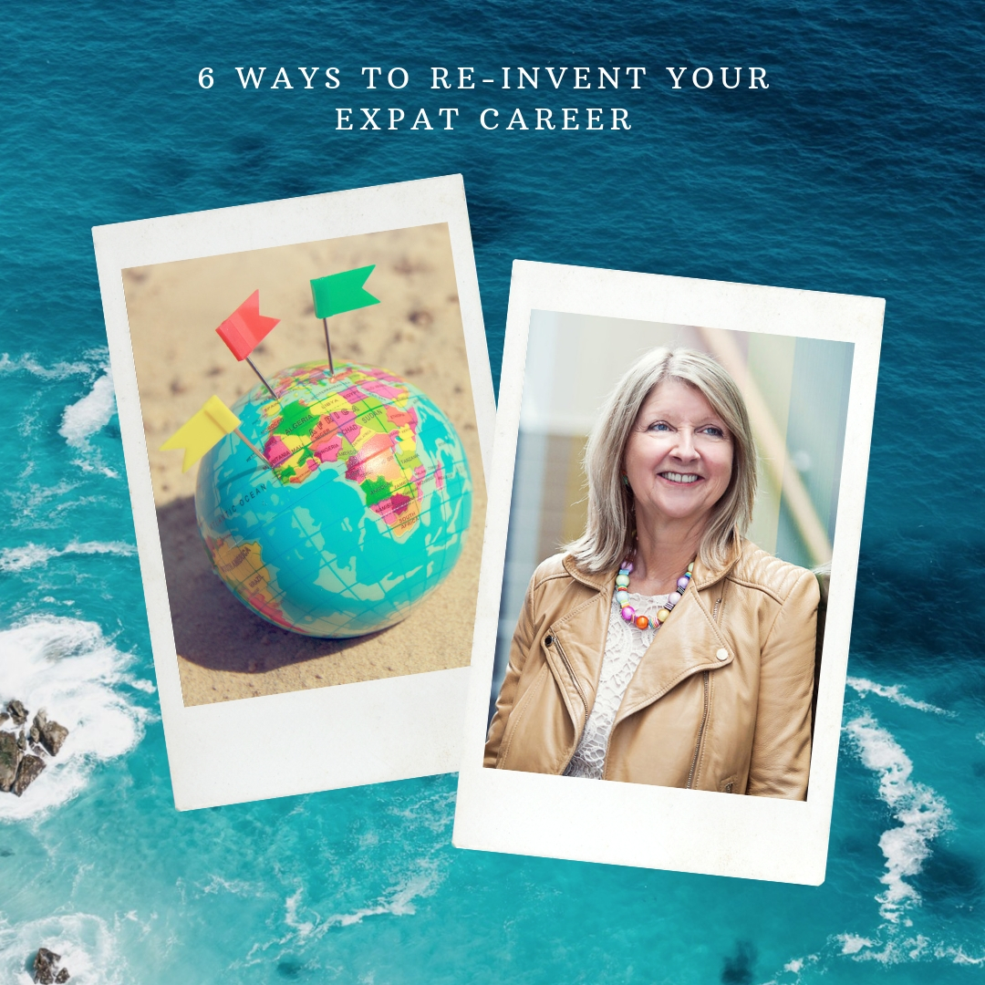 Pivot! - What I learnt in 25 years and 3 career shifts overseas