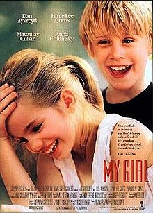 My Girl - Be prepared to cry if you're watching this one.I would not consider this a
