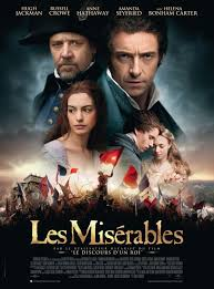 Les Misérables - Anyone that knows me, even a little, knows that I love a good musical. Les Mis is a musical with so many mini stories included. It follows the life of Jean Valjean who was imprisoned after stealing a loaf of bread to feed his family. Once freed, he reinvents himself and starts a life anew. If you're a lover of all things musical, like me, then check this one out!
