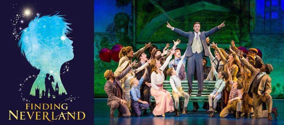 April - Finding Neverland (Musical)