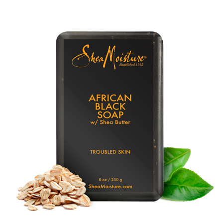 Black Soap - Black soap is usually pure and unscented.This is beneficial when you have extra dry skin caused by the perfumes within other soap brands.I find Black Soap to be a very good mix of oats, honeys and natural oils that leave my skin feeling fresh without the residual dryness that scented soaps cause. Although I am able to use scented soaps with less problems in other seasons.