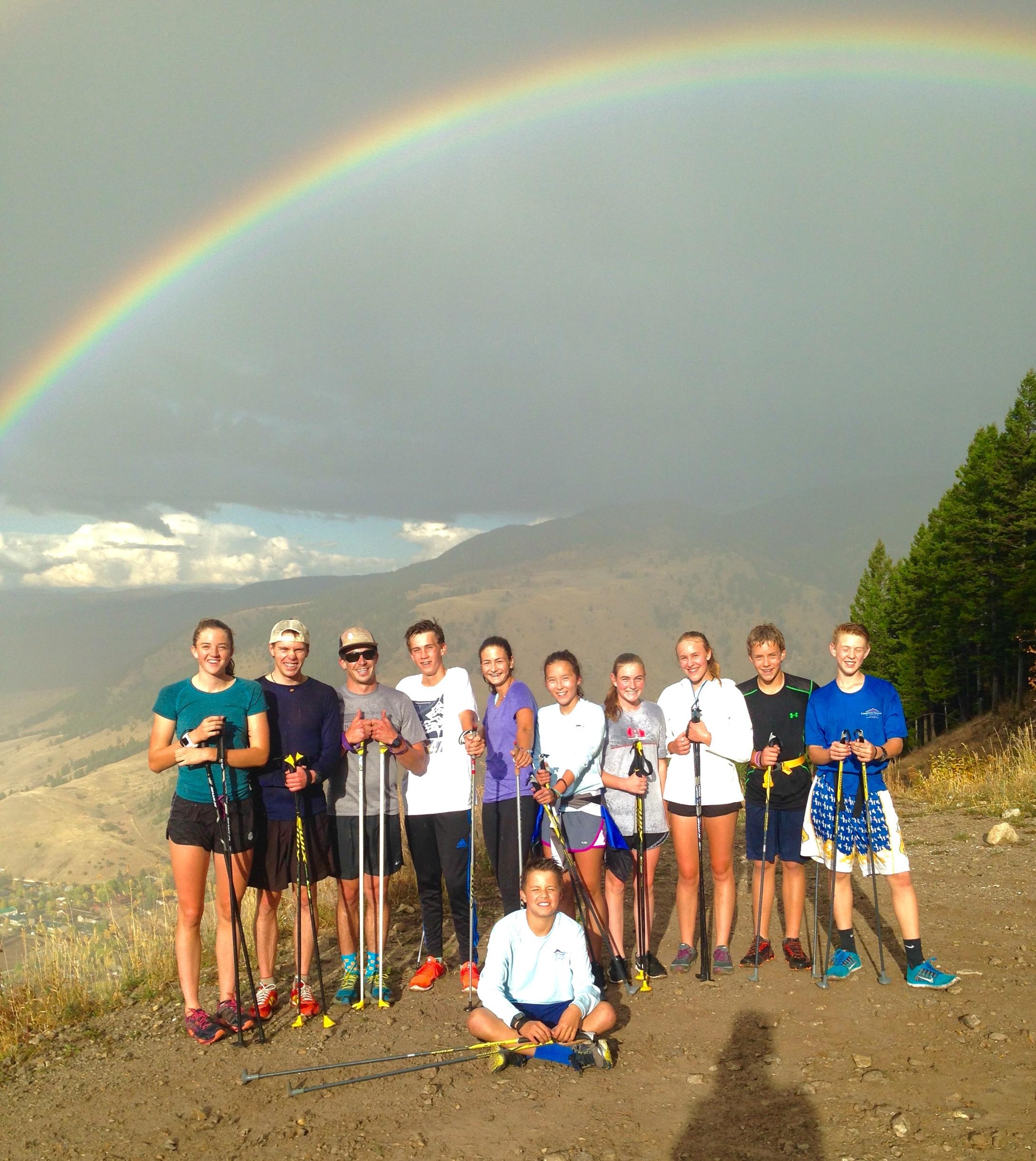 Summer Training in Jackson, WY
