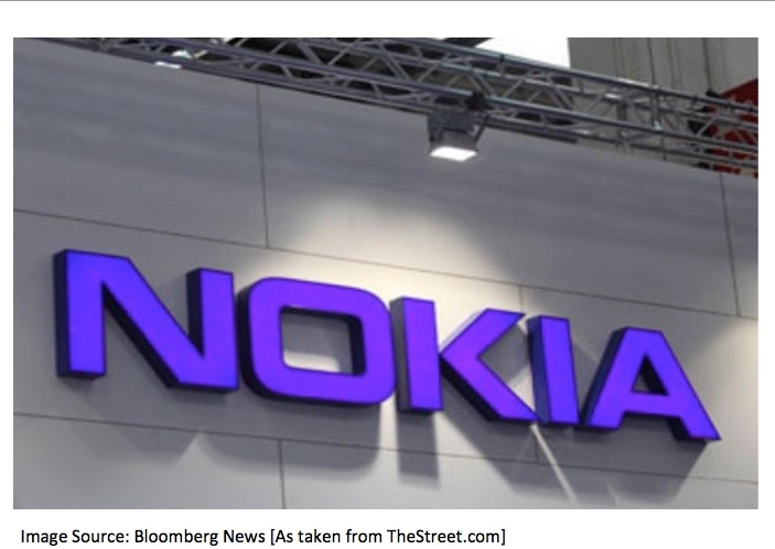 Nokia Is Handset-Free and Moving In Other Directions Now - THESTREET.COM. JUNE 21, 2014Selling its handset business to Microsoft (MSFT) has freed Nokia (NOK) to move into other promising areas, an action that could be appealing to tech investors who wish to get adventurous with their stock portfolios.READ MORE.