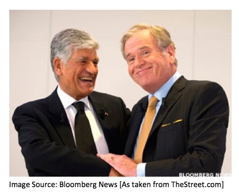 Publicis/Omnicom Merger Collapses Due to Emotion, Says WPP - THESTREET.COM. MAY 9, 2014It's never good to let emotions take over in business. Especially when those emotions grow larger than the issues at hand. Ego-driven insecurities sabotaged the much-awaited Publicis (PUBGY) - Omnicom (OMC) mega-merger, according to rival ad giant WPP (WPPGY) and other internal sources familiar with the situation.READ MORE.