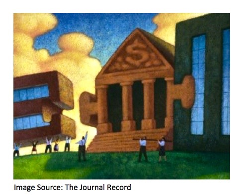 Small Enough to Fail - COLUMBIA UNIVERSITY, DEC. 6, 2011COVERINGBUSINESS.COM. [SPONSORED BY THE KNIGHT FOUNDATION]Central Progressive Bank, a 17-branch regional bank based in Lacombe, La., fought hard with federal regulators to prove it could overcome its bad real estate loans in Florida. But not hard enough.READ MORE.