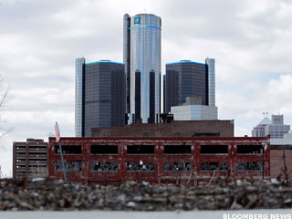 Detroit Real Estate Draws Interest from Google, JPMorgan  - MSN MONEY & THESTREET.COM, JULY 2014In less than a year after it filed for Chapter 11 bankruptcy, the Motor City is attracting real-estate investors and interest from companies, including Google(GOOG),JPMorgan Chase(JPM) and Quicken Loans.[READ MORE]