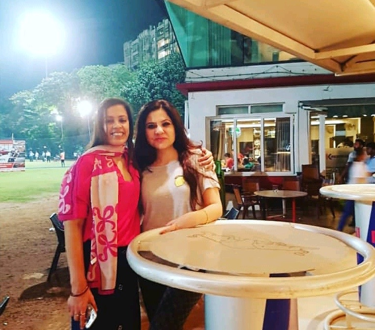 CALCUTTA CRICKET AND FOOTBALL CLUB. KOLKATA. 2018. - At the Calcutta Cricket and Football Club with writer, poet, theater personality Saira Shah Halim who is also one of India's most prominent social, political and gender activists. I'm blessed to have connected with Saira through Victims For Sale.