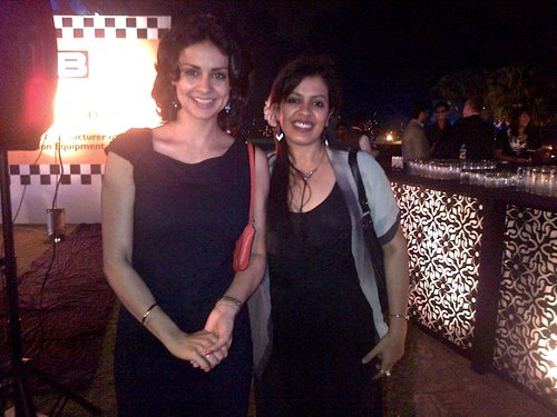 UK GOVERNMENT DIPLOMATIC EVENT.2013. - AT THE BRITISH HIGH COMMISSIONER'S RESIDENCE.With producer, entrepreneur, actor and model GUL PANAG.In the British High Commissioner's residence during a Formula 1 commemoration dinner during a UK government diplomatic event.KEYWORDS: Gul Panag, UK Government, British Government, Public Diplomacy, Authors, GREAT campaign, Nish Amarnath.