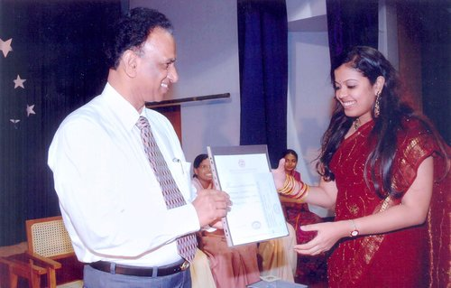 COLLEGE ACHIEVER AWARD - DISTINCTION IN ECONOMICS AT UNIVERSITY. 2006 - STELLA MARIS COLLEGE.Conferred the College Achiever Award for academic excellence as well as extra-curricular and research achievements over the period of my under-graduate degree. Earned a Distinction in Economics (Bachelor of Arts).