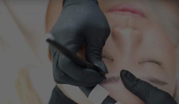 Microblading Process Revealed - PLAY VIDEO