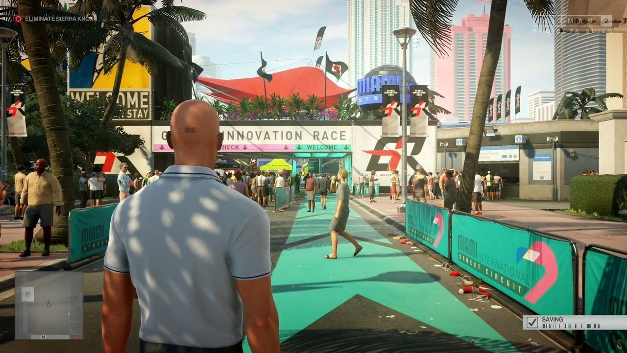 Hitman 2 - Loved the first one, and this looks like more of the same, which I am SO DOWN FOR.