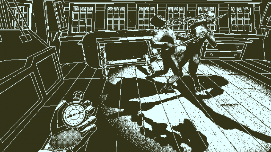 Return of the Obra Dinn - Heard wonderful things about it. Many people saying not to miss it, but I did anyway.