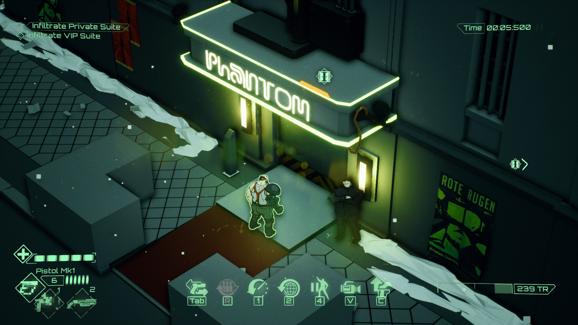 All Walls Must Fall - Found out about this guy pretty late, too! And it's another strategy game! This one's isometric, which I love, and set in Germany during the Cold War, which I find intriguing.