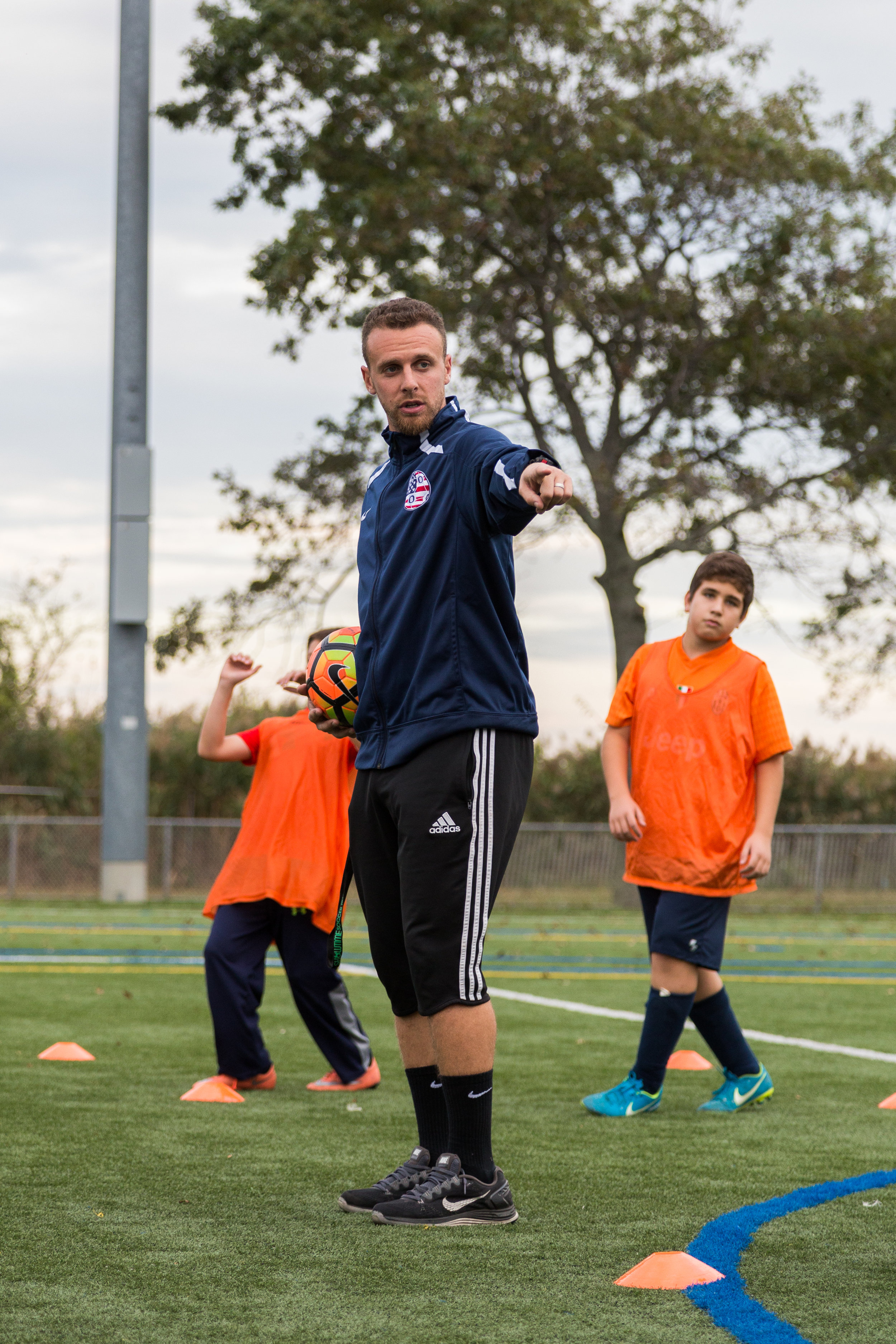 Brian Siergiej - VP and Co-Founder Showtime Soccer