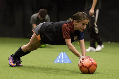 Speed & AgilityCore Workouts! - Wednesdays and Saturdays at Turf IslandClick here for details!