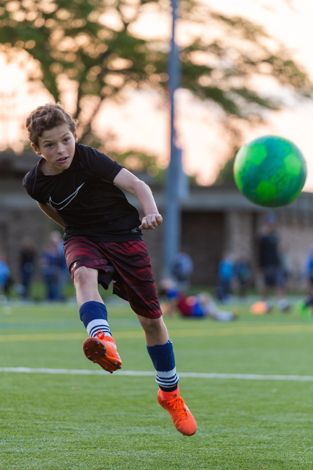 Skills specific training -