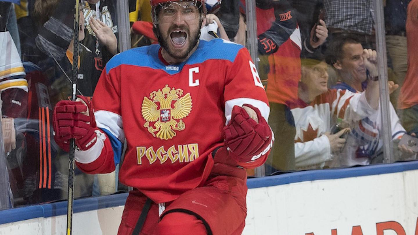 A World Cup Victory Would Mean a Lot to Alex Ovechkin's Résumé - September 21, 2016 - VICE Sports