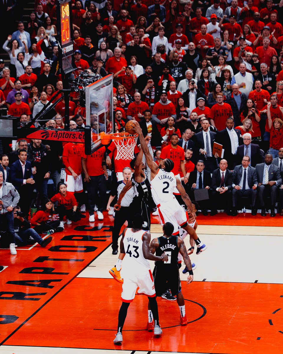 Kawhi Leonard was the Only Man for the Job - May 26, 2019 - Raptors Republic