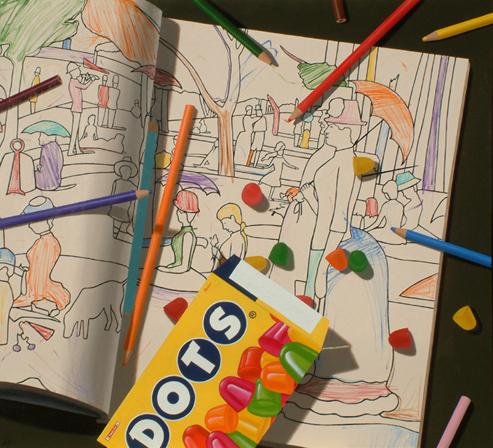 Seurat's Dots, 2005