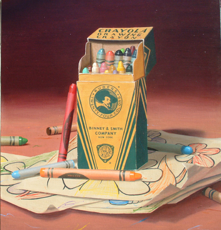 Ruben's Crayons, 2006