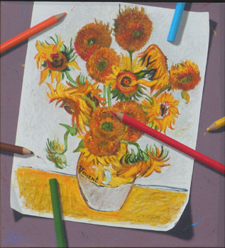 Vincent's Vase, 2009