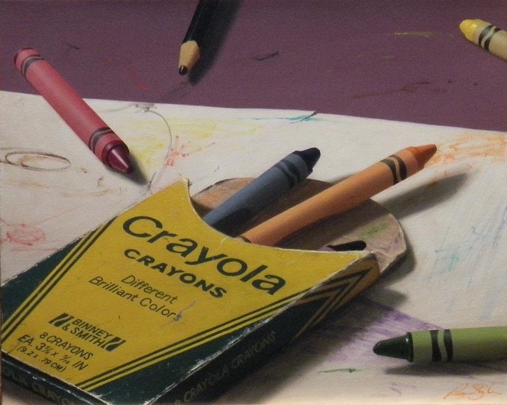 Crayola Crayon, 2010