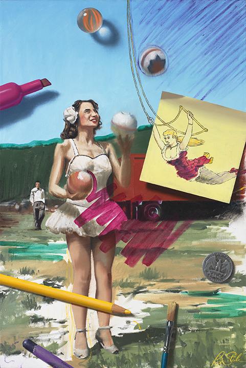 Juggling Act, 2014