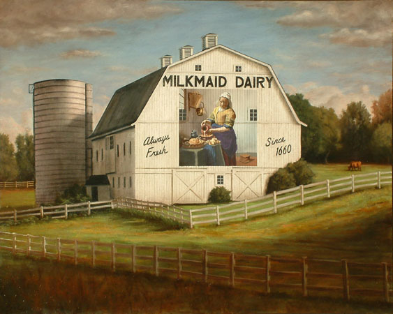 Milkmaid Dairy, 2006