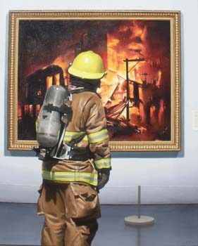Four Alarm Fire, 2009