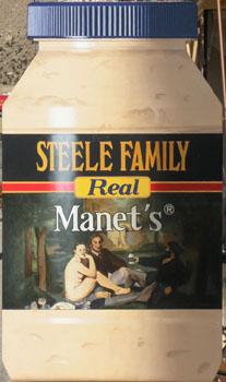 Manet's, 2008