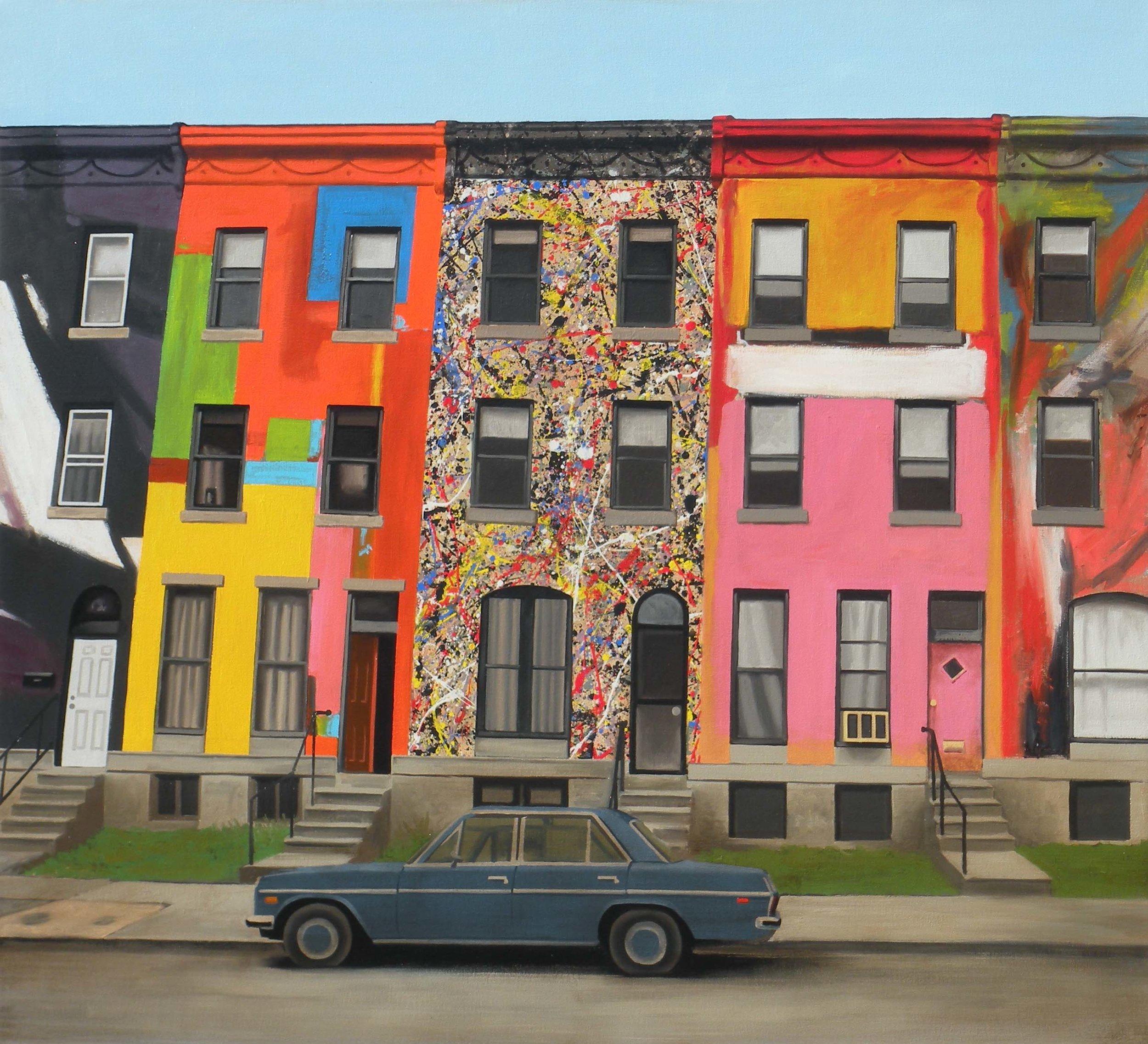 Urban Expressionists, 2010