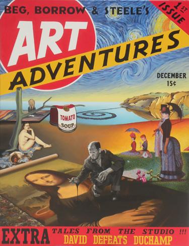 Art Adventures, 2011