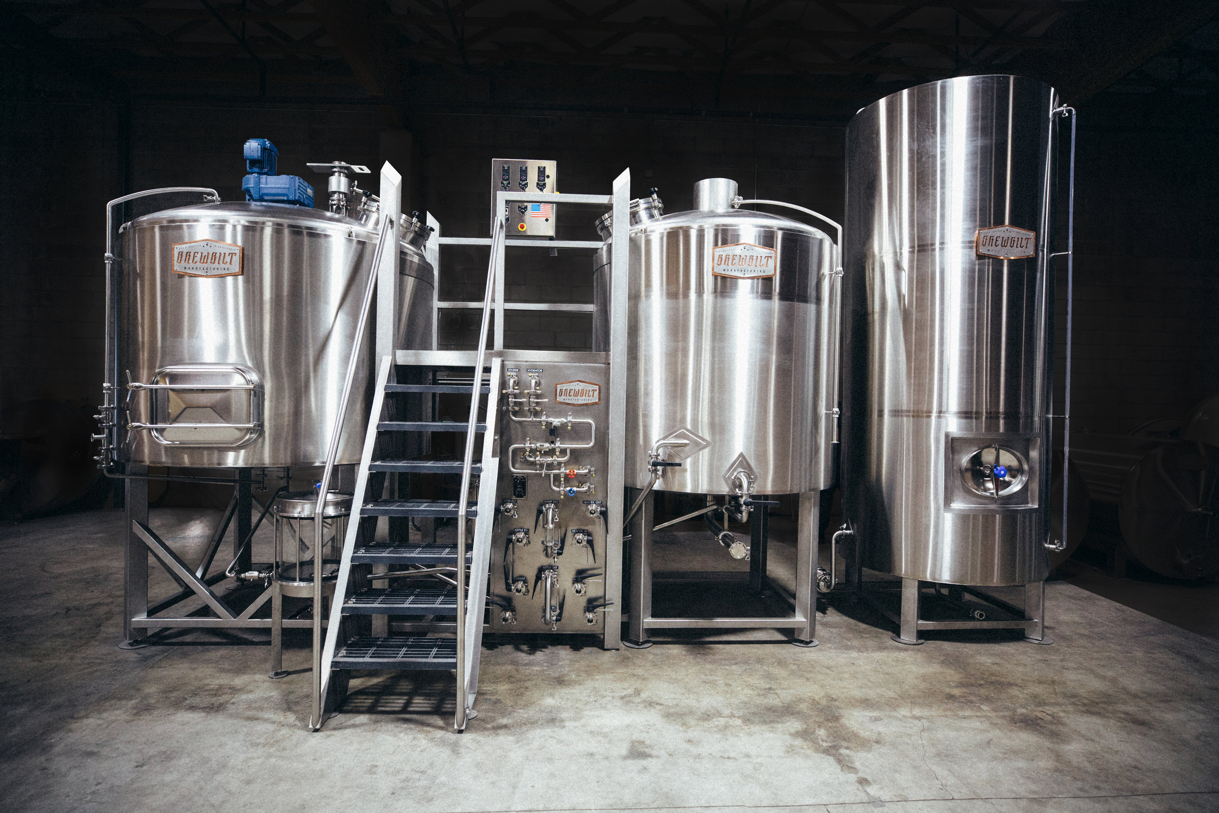 - BREW SYSTEmS