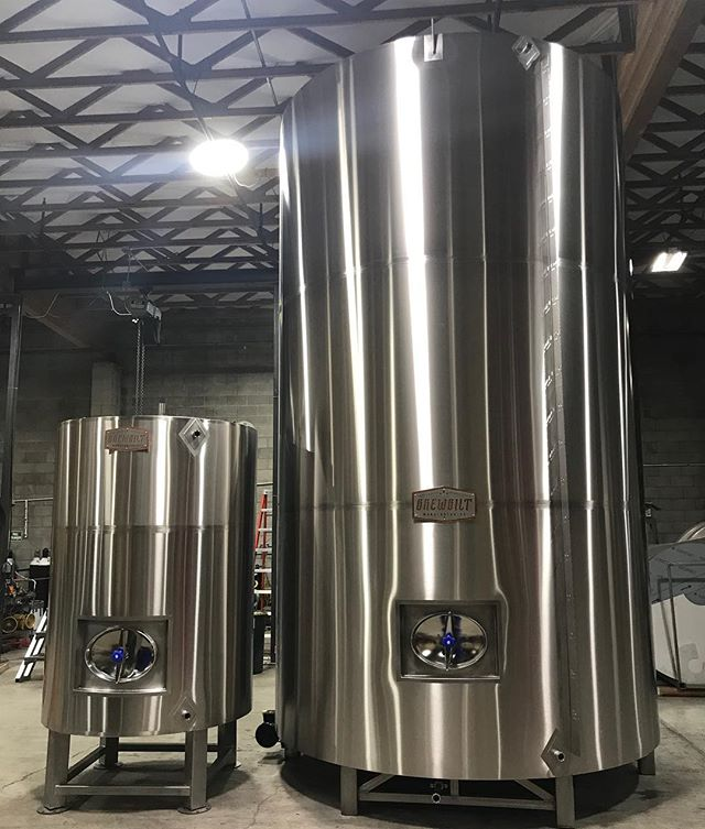 20 bbl or 200 bbl HLT? HLT size is the question we get the most- new brewery owners tend to choose an undersized HLT.  What size would you want in your brewery starting out?