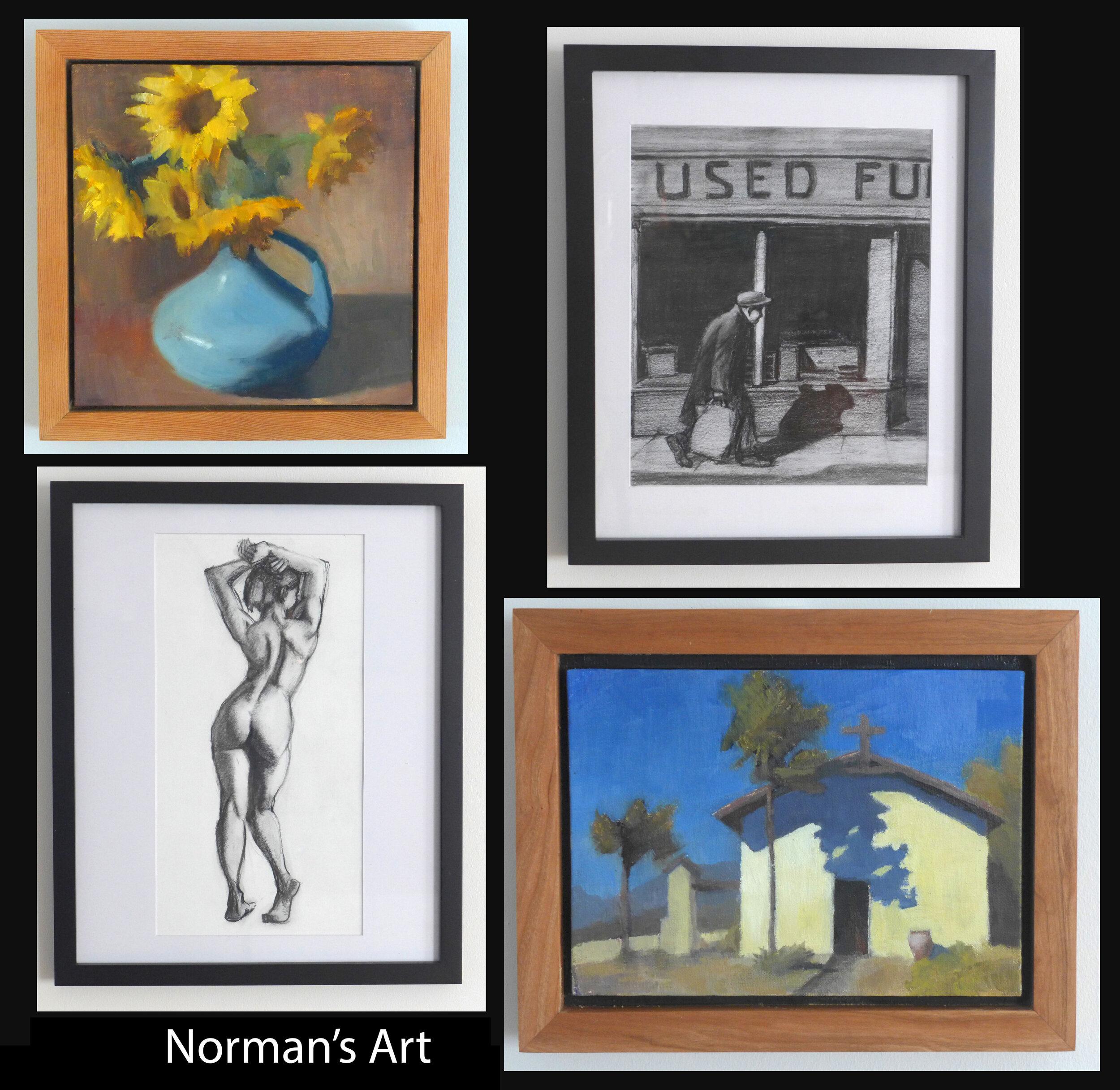Norman's Art