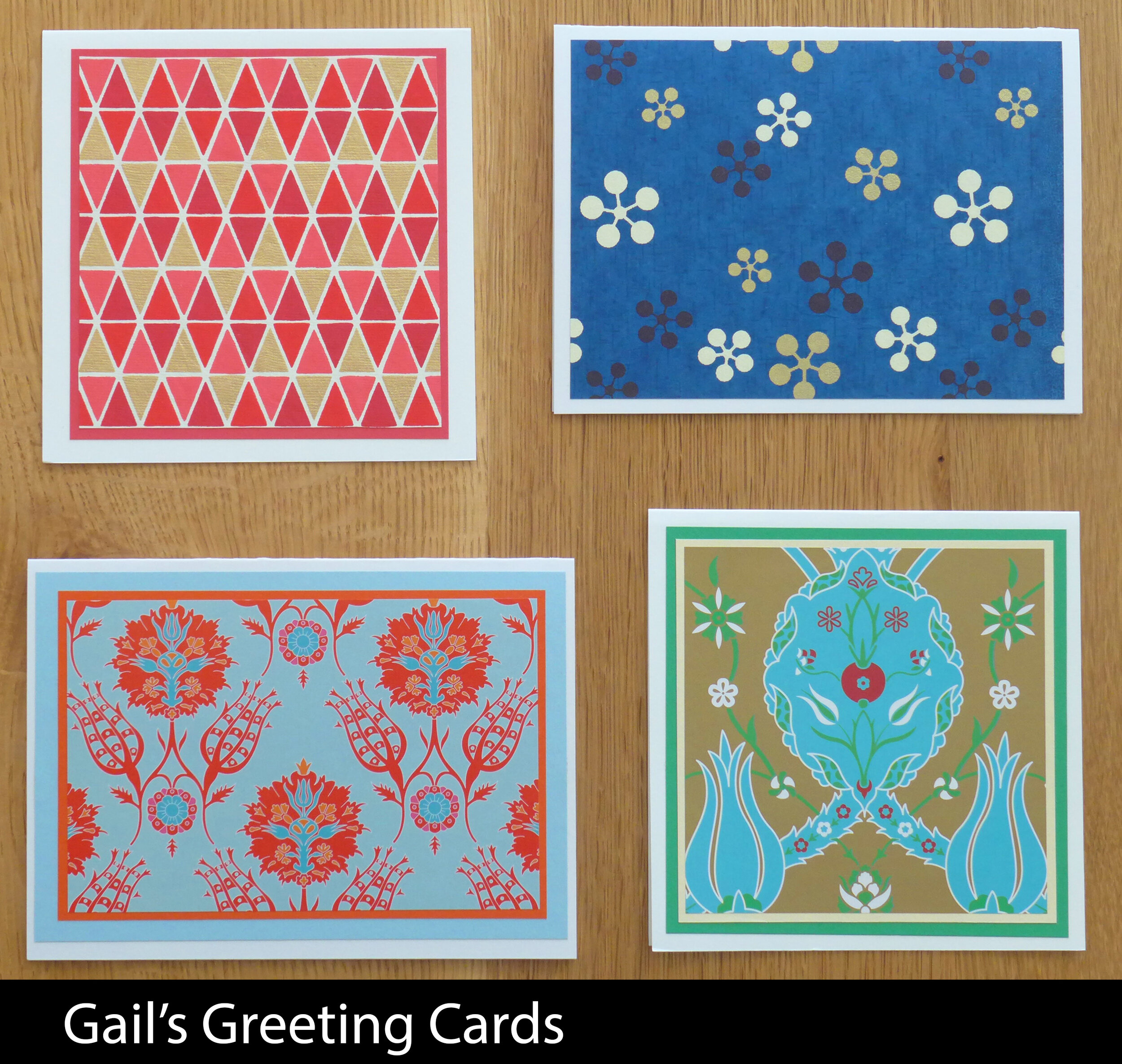 Gail's Greeting Cards