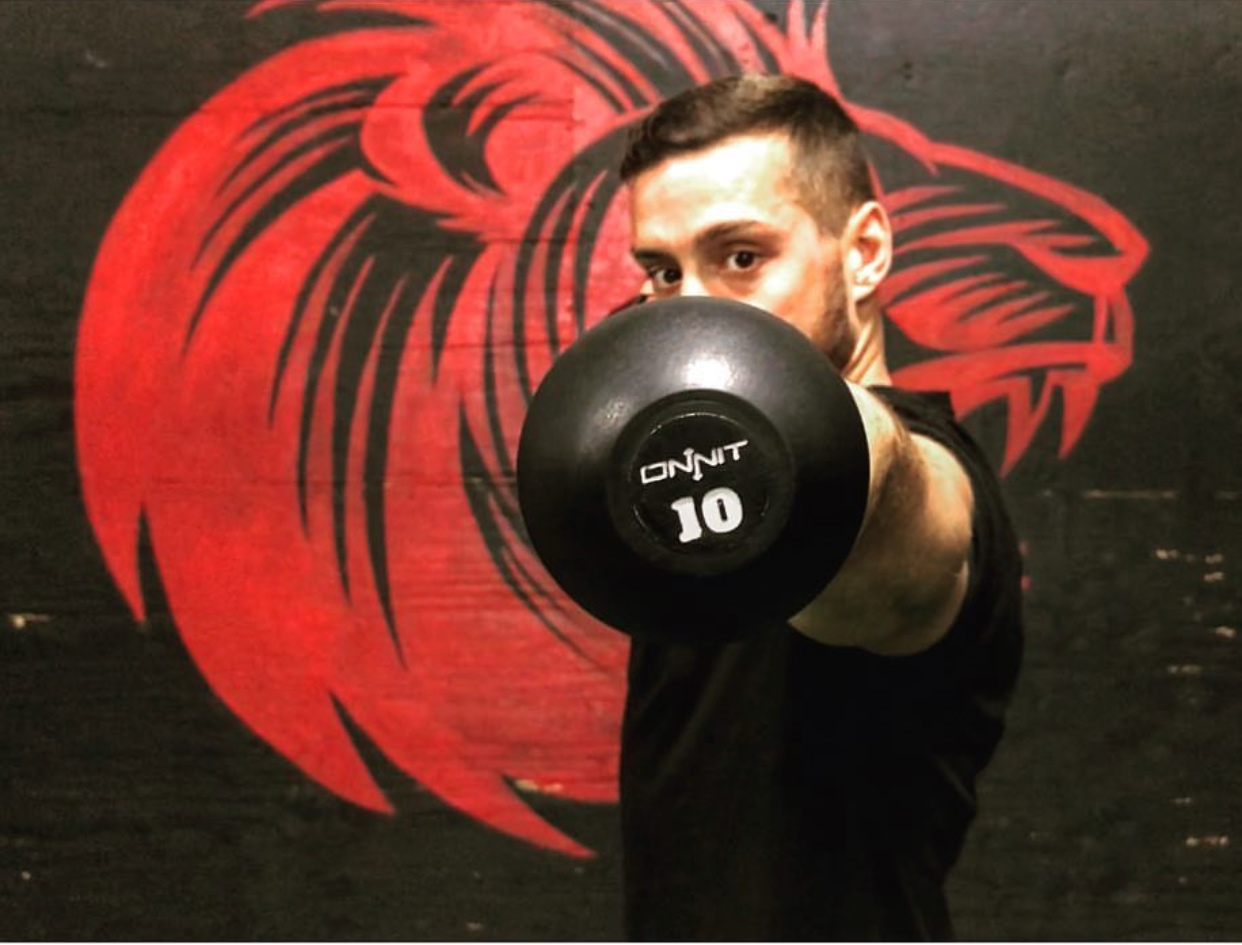 Steel Mace Classes at Ranfone Training Systems