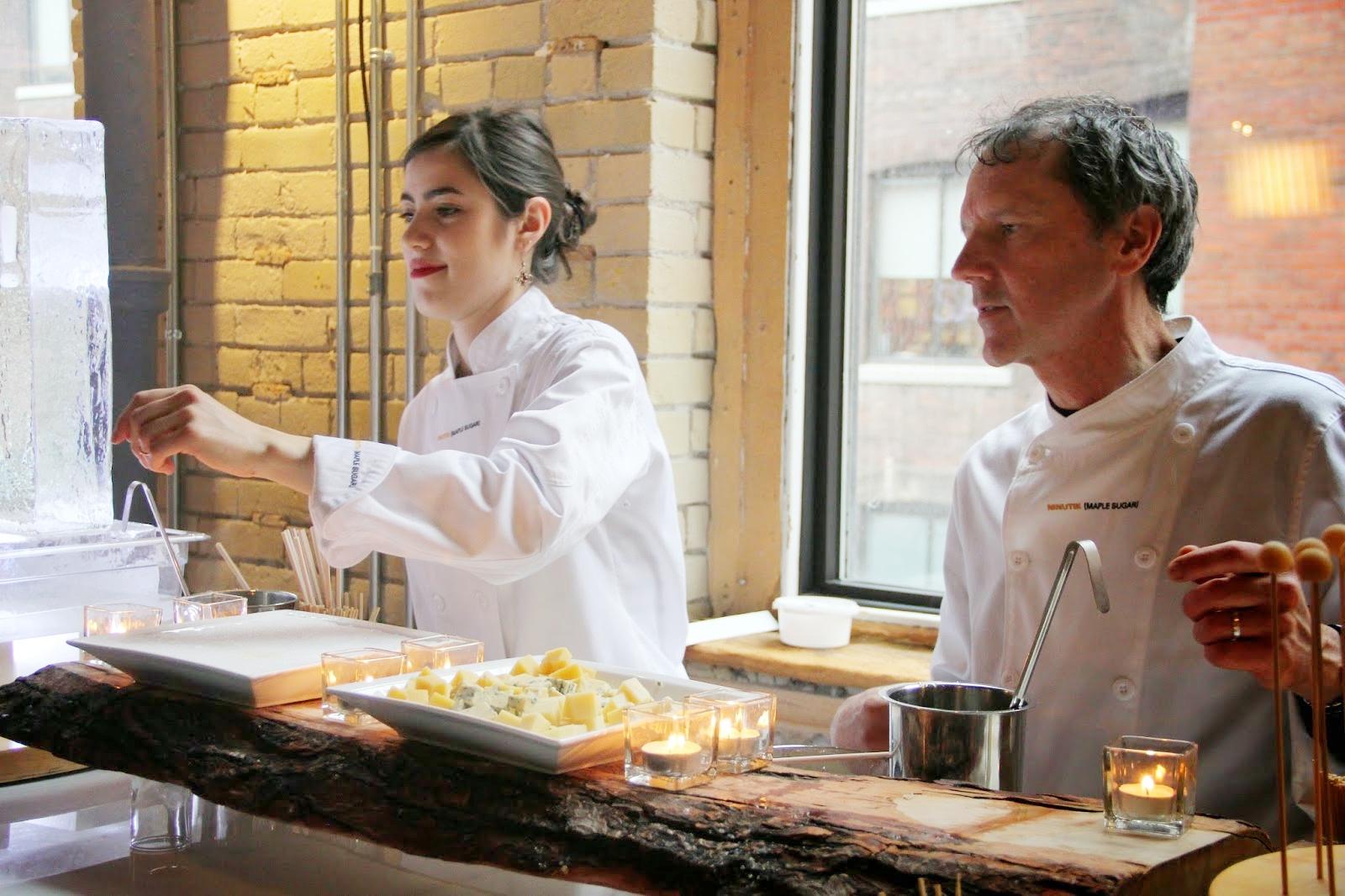 Mimi and Ric, Taste of Toronto, 2014