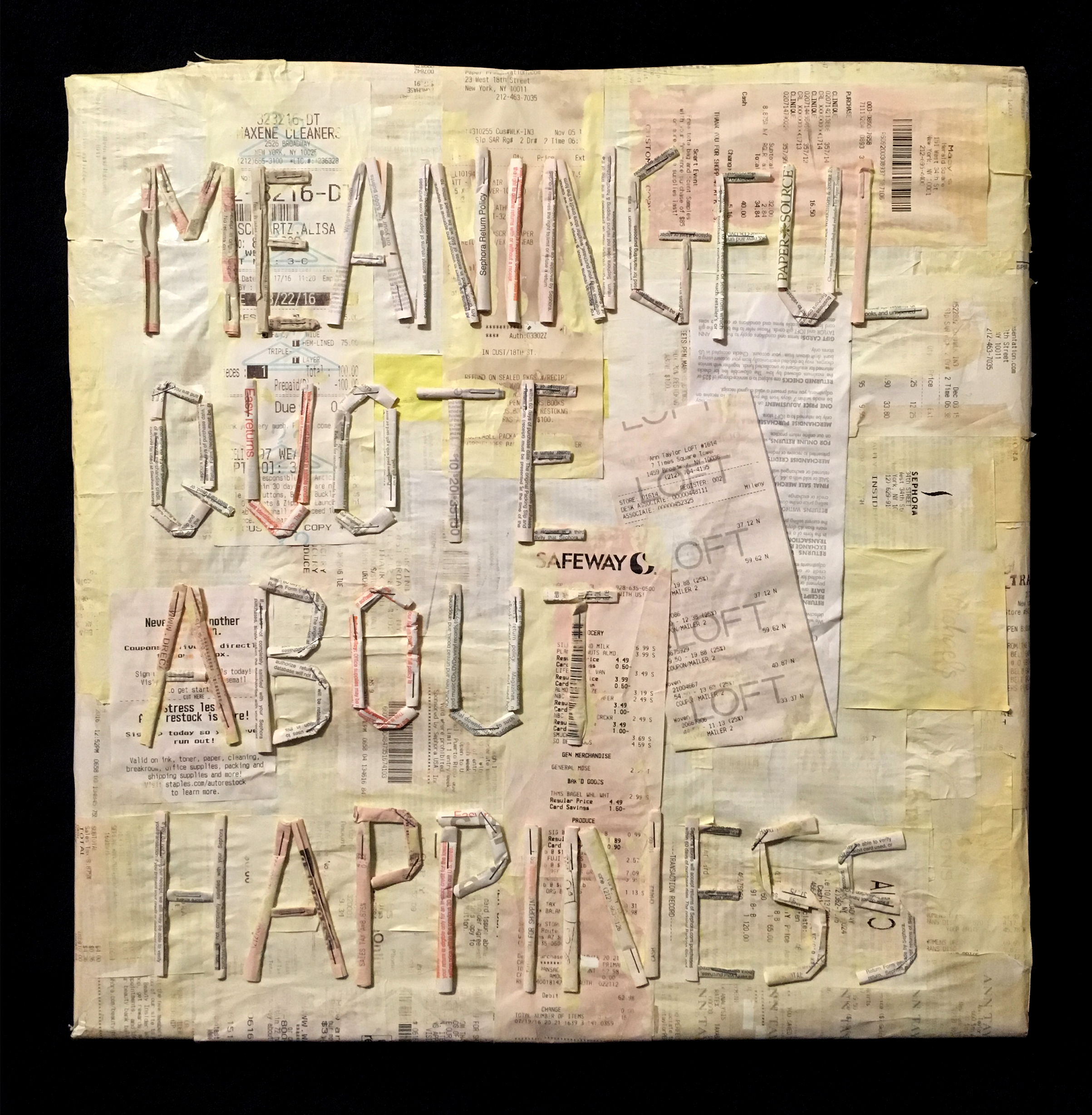 Meaningful Quote About Happiness