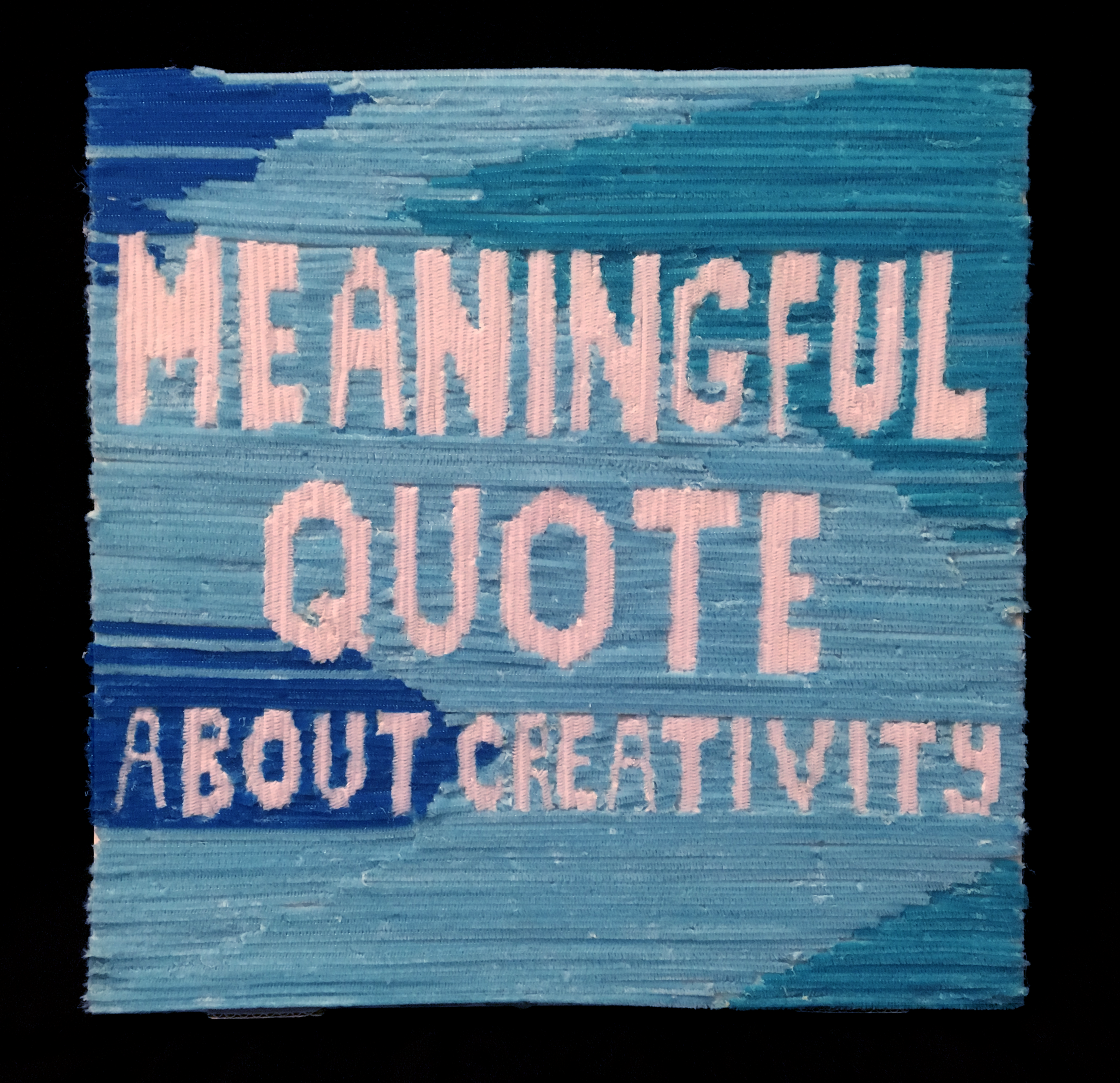 Meaningful Quote About Creativity